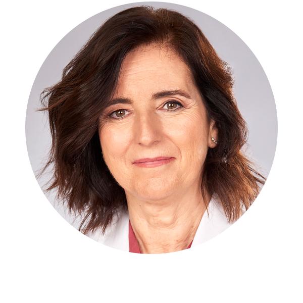 doctora Esther Ciancas oftalmóloga