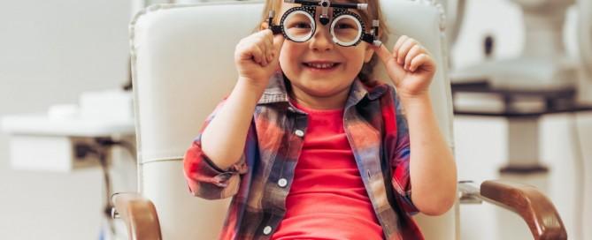 oftalmólogo para niños