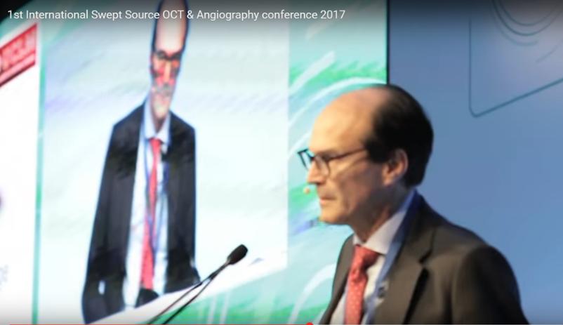 Gran éxito de la primera conferencia internacional sobre diagnóstico por OCT Angiografía, SSOCT