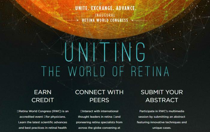 the world of retina