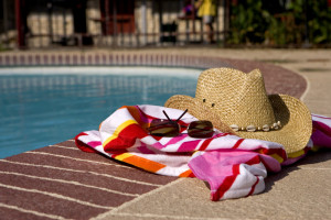 Gafas de sol para playa y piscina