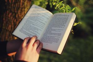 La lectura, uno de los placeres que podemos llevar a todas partes.