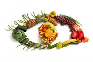 Parte del trabajo de prevención de enfermedades de los ojos consiste en llevar una dieta equilibrada y saludable.
