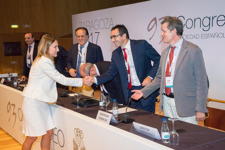 Éxito del equipo médico VISSUM en el reciente congreso de la Sociedad Española de Oftalmología