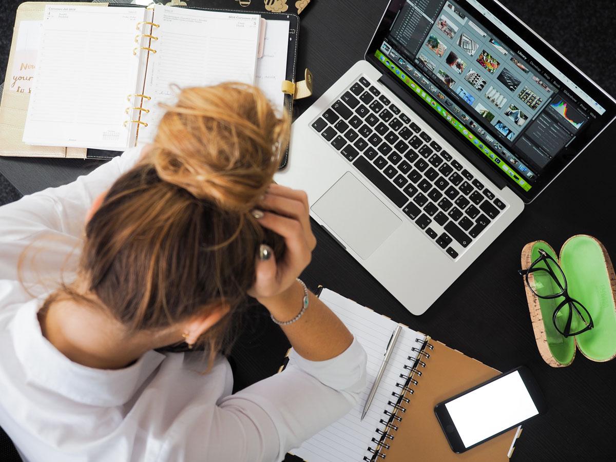 El estrés perjudica tu salud visual