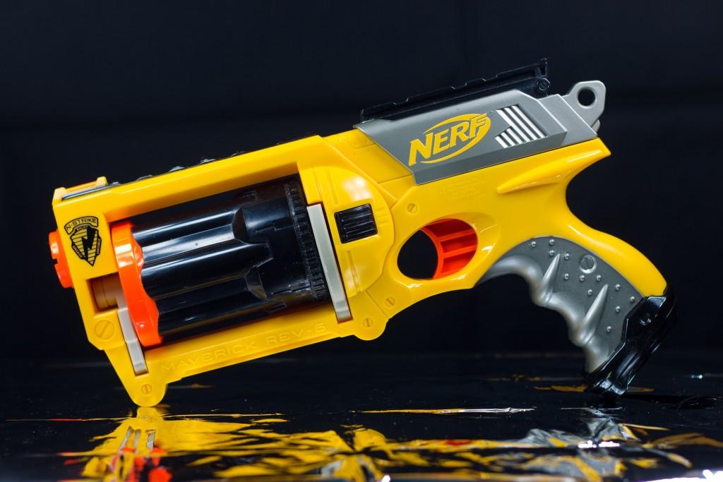 traumatismos oculares por pistolas de juguete