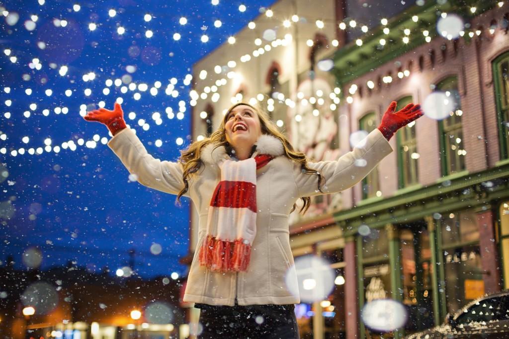 salud visual en Navidad