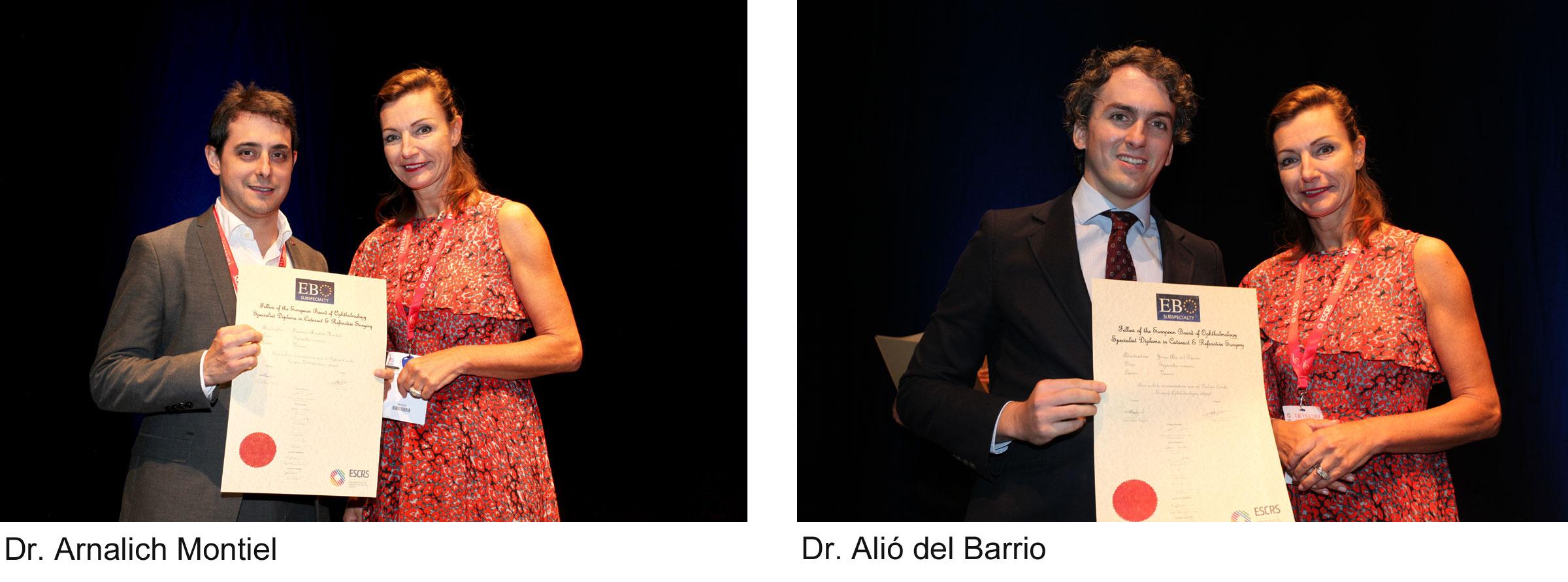 Dres. Arnalich y Alió Del Barrio