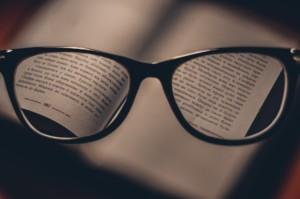 quitarse las gafas