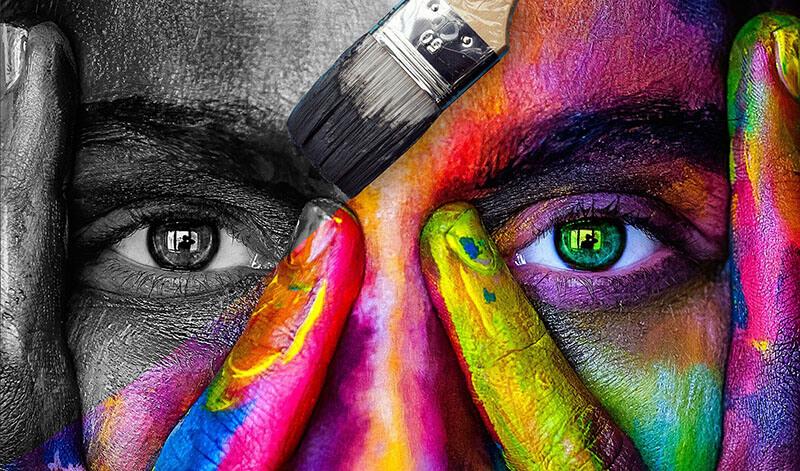 cambiar el color de ojos